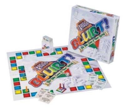 Board Games - Bible Blurt