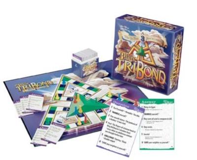 Board Games - Bible TriBond