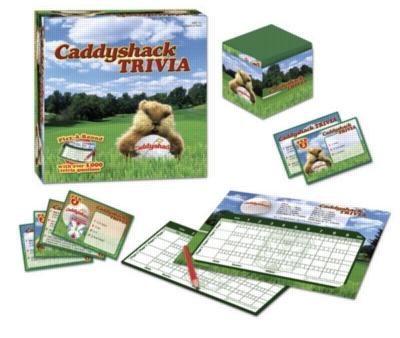Board Games - Caddyshack