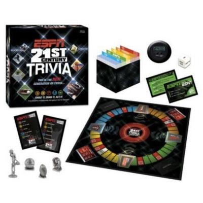 ESPN 21st Century - Trivia Board Game