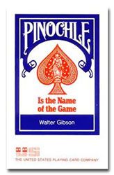 Pinochle is the Name of the Game - Book