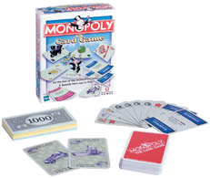 Monopoly - Card Game