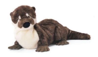 Orbit - 13'' Sea Otter by Gund
