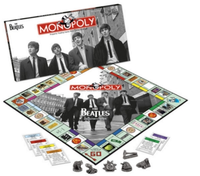 Monopoly: The Beatles - Board Game