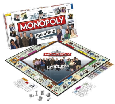 Monopoly: The Office Edition - Board Game