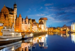 Jigsaw Puzzles - Old Port, Gdansk, Poland