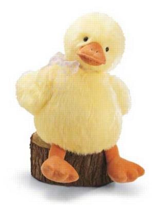 Jumbo Dazzy Duck - 25'' Duck By Gund