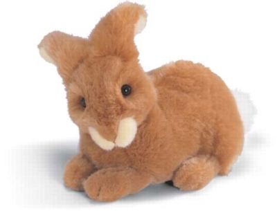 Babs Brown - 9'' Bunny By Gund