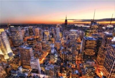 Educa Jigsaw Puzzles - Manhattan Sunset