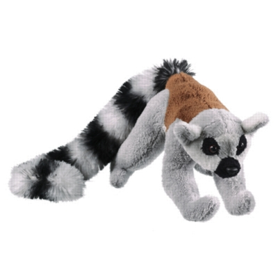 "Ring-Tailed Lemur - 8"" Lemur by Wildlife Artists"