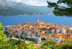 Hard Jigsaw Puzzles - Korcula, Croatia