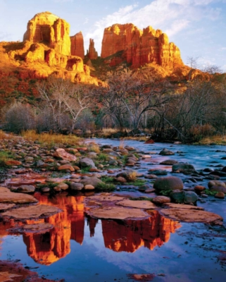 Springbok Jigsaw Puzzles - Cathedral Rock