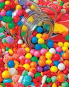 Springbok Jigsaw Puzzles - Gumballs & Gumdrops