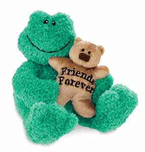 Friends Forever - 4.5'' Frog by Gund