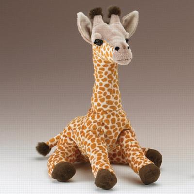 "Giraffe - 15"" Giraffe by Wildlife Artists"