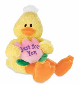 Just For You - 4.5'' Duck by Gund