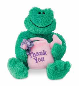 Thank You - 4.5'' Frog by Gund