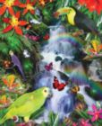 Rainbow Rainforest - 1500pc Jigsaw Puzzle By Sunsout