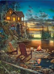 Jigsaw Puzzles - Summer Pleasures
