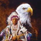 Spirit of the Eagle - 500pc Jigsaw Puzzle By Sunsout