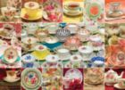 Teacup Collection - 2000pc Jigsaw Puzzle By Cobble Hill