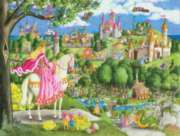 Floor Jigsaw Puzzles For Kids - Once Upon A Time