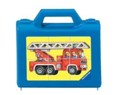 Children's Puzzles - My Vehicles