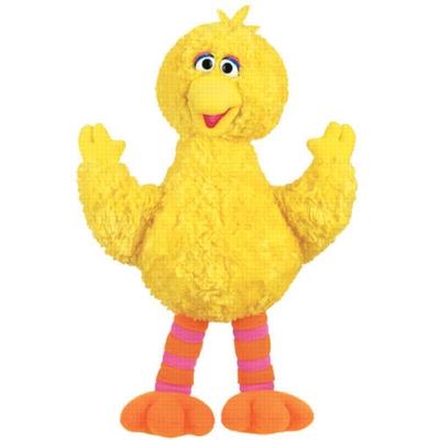 """Big Bird - 14"""" Sesame Street by Gund"""