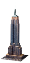 New York City Puzzle - Empire State Building 3D