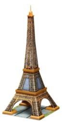 3D Puzzles - Eiffel Tower - Ravensburger