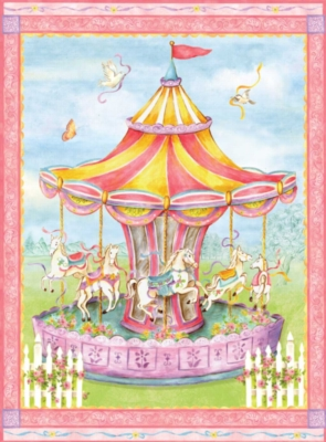 Ravensburger Jigsaw Puzzles - Carousel