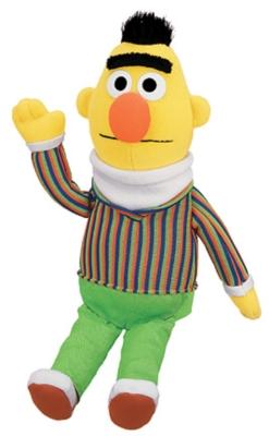 Bert - 14'' Sesame Street by Gund