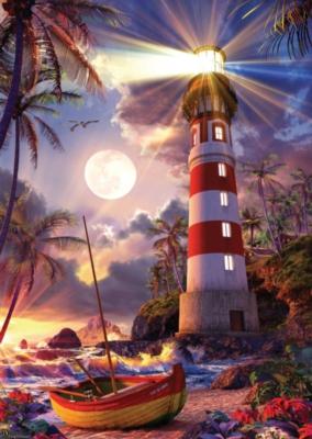 Ravensburger Jigsaw Puzzles - Lighthouse