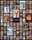 Yankee Magazine Collage - 1000pc Jigsaw Puzzle By White Mountain