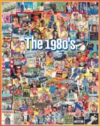 Jigsaw Puzzles - The Eighties