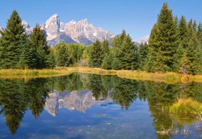 Grand Teton National Park, USA - 500pc Jigsaw Puzzle by Castorland