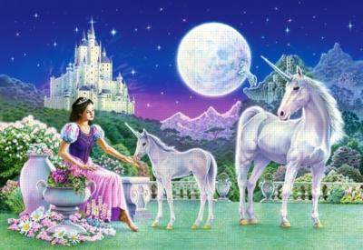 Jigsaw Puzzles - Unicorn Princess