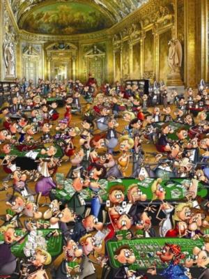 Hard Jigsaw Puzzles - Casino
