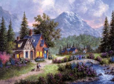 Jigsaw Puzzles - Bear Mountain
