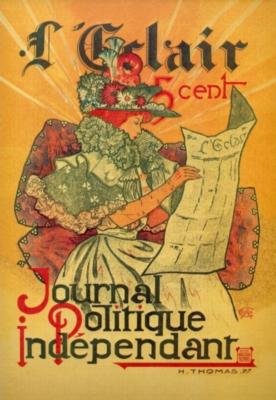 Journal Politique Independant - 513pc Jigsaw Puzzle