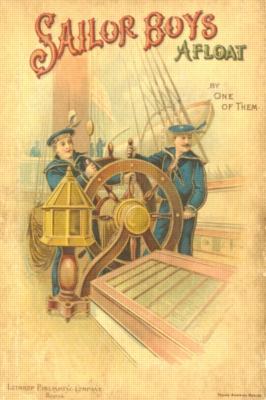 Sailor Boys Afloat - 513pc Jigsaw Puzzle