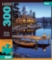 Crescent Moon Bay - 300pc Large Format Jigsaw Puzzle by Buffalo Games