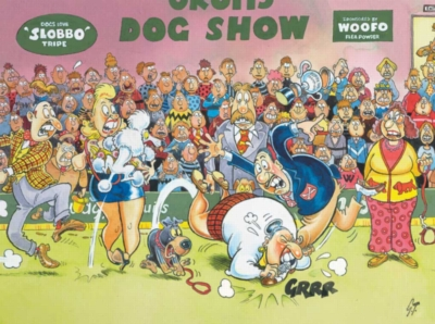 WASGIJ Puzzles - Mystery: Dog Show