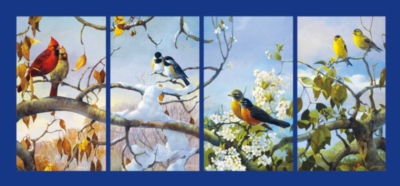 Jigsaw Puzzles - The Seasons