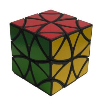 Puzzle Cubes - Curvy Copter, Black