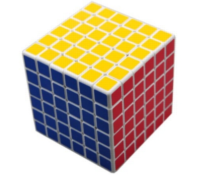 Super Cube, 6x6x6 - Puzzle Cube