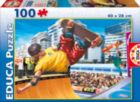 Skateboard - 100pc Jigsaw Puzzle By Educa