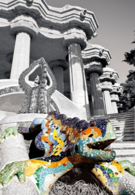 Educa Jigsaw Puzzles - Parc Guell