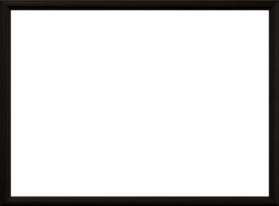 Puzzle Storage - Puzzle Frame, Black Painted