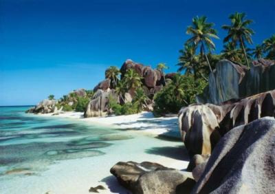 Seychelles - 500pc Jigsaw Puzzle By Clementoni